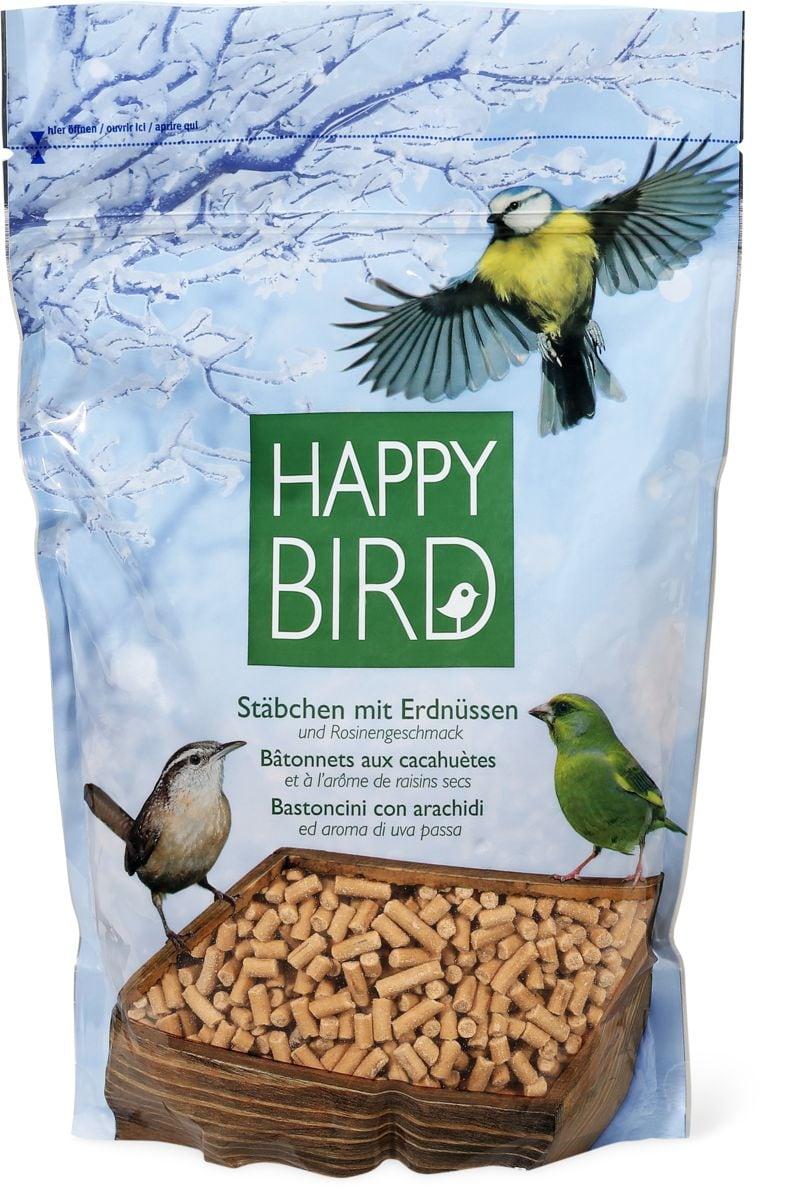 Happy Bird bâtonnets aux cacahuètes