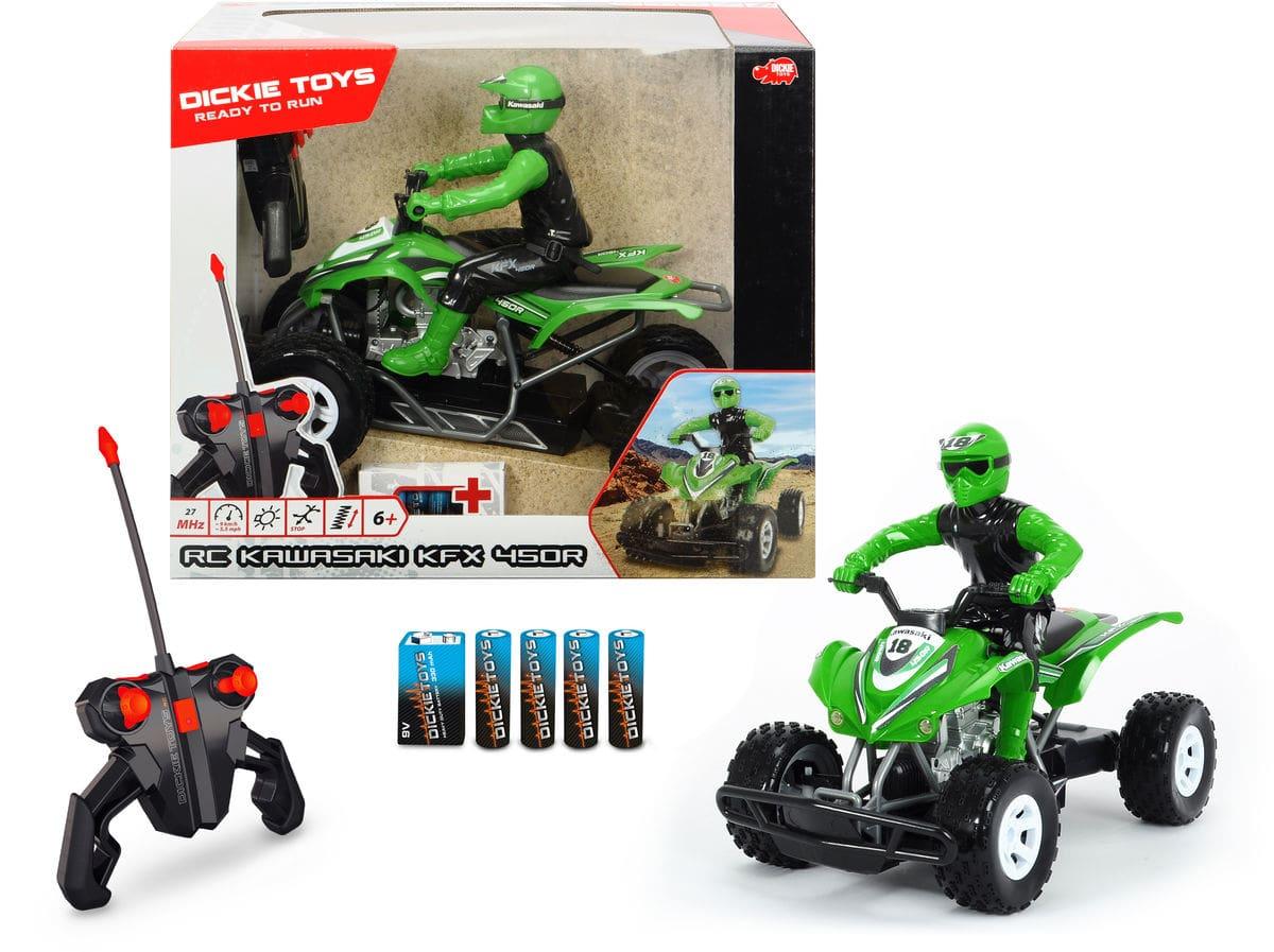 Simba RC Quad Kawasaki Outdoor-Spielzeug