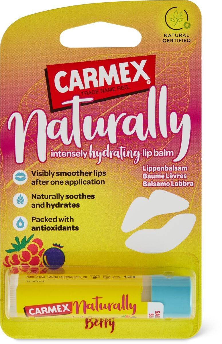Carmex Stick Naturally Berry