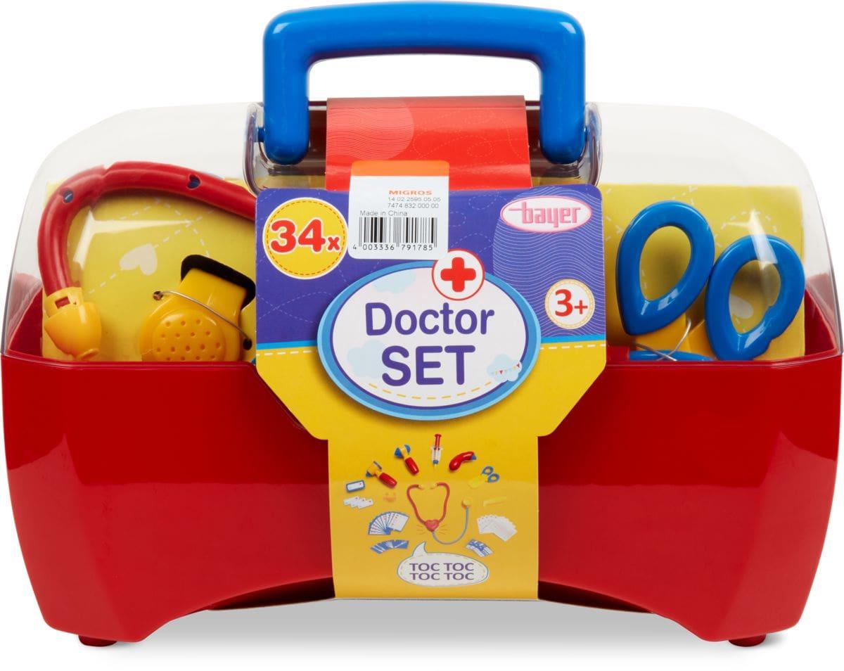 Arztzubehör-Set Rollenspiel