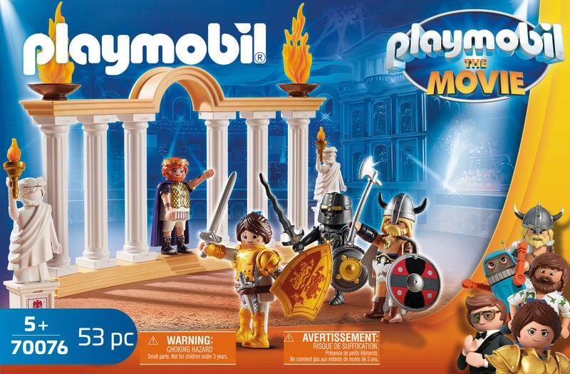 Playmobil 70076 The Movie Maximus