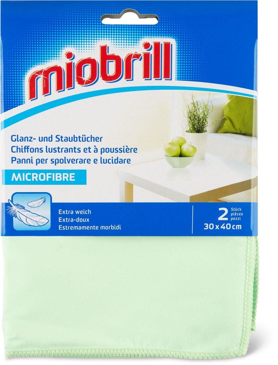 Miobrill Panni per spolverare e lucidare