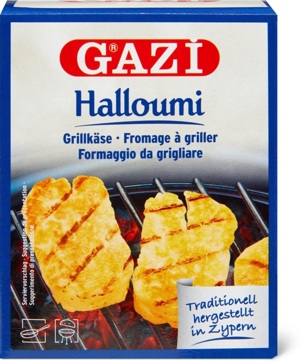 Gazi Halloumi Nature