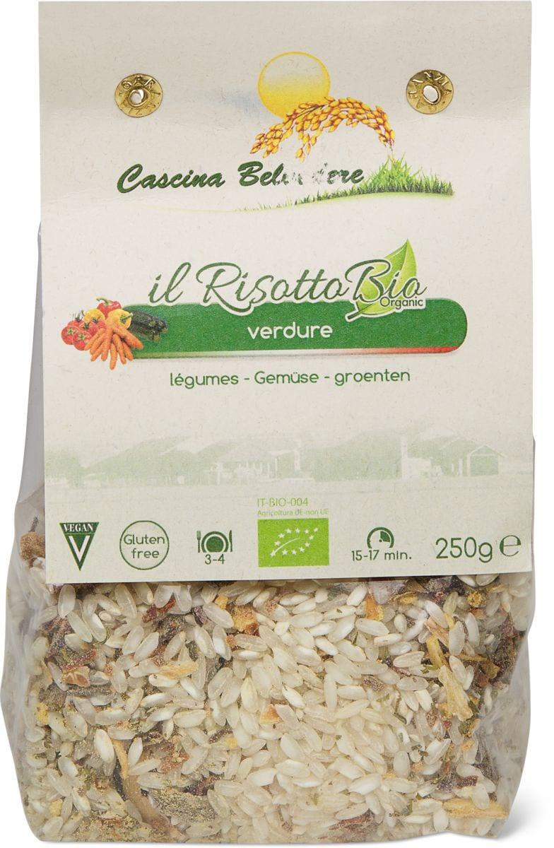 Bio Cascina Risotto Gemüse