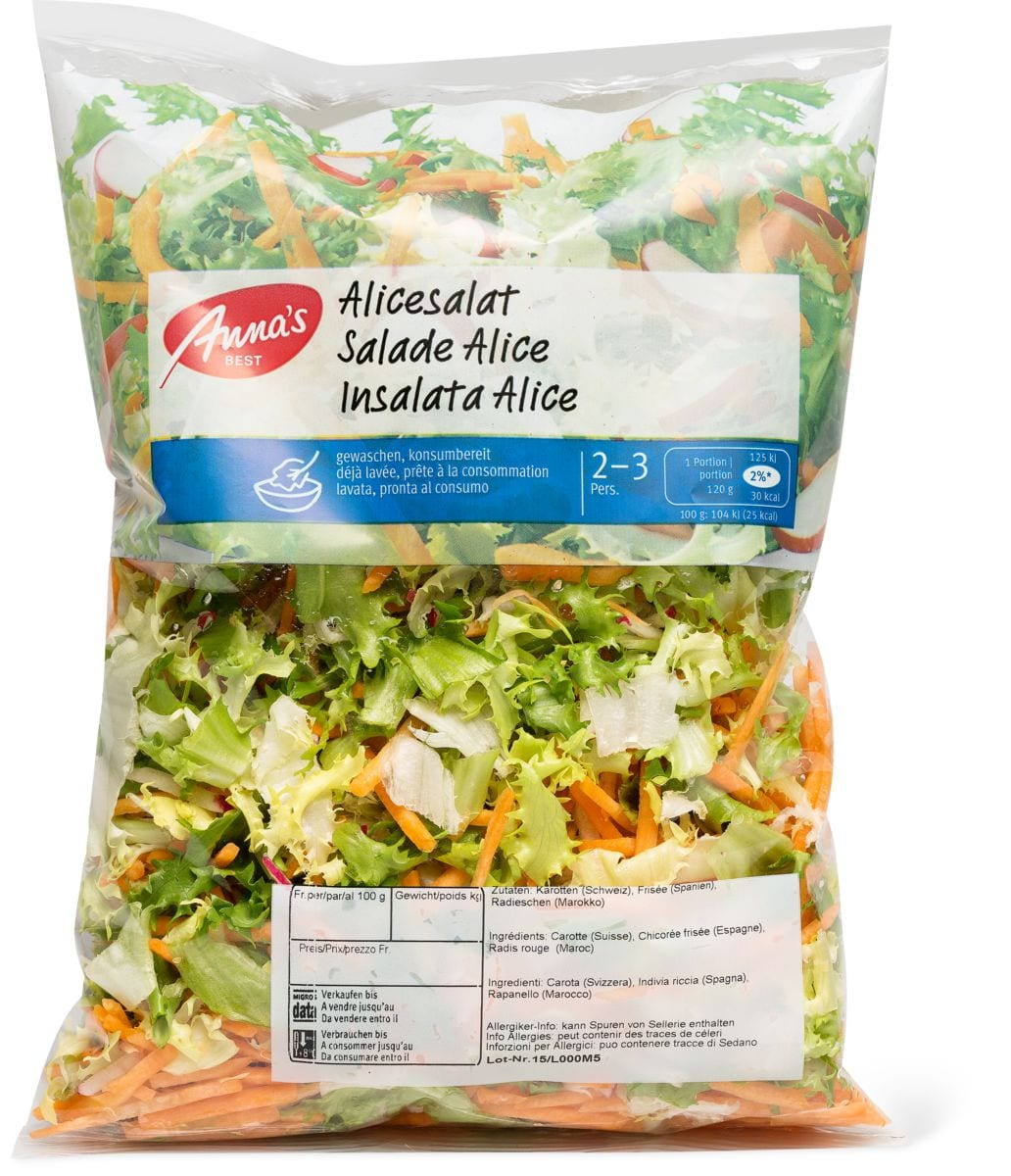 Anna's Best Salade Alice