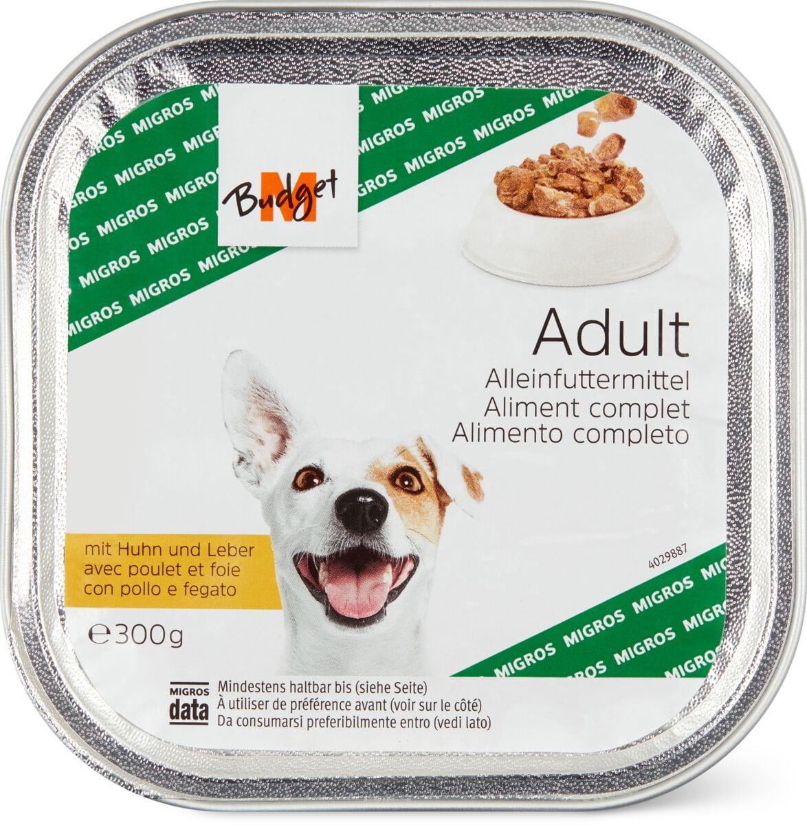 Hundenahrung Huhn/Leber