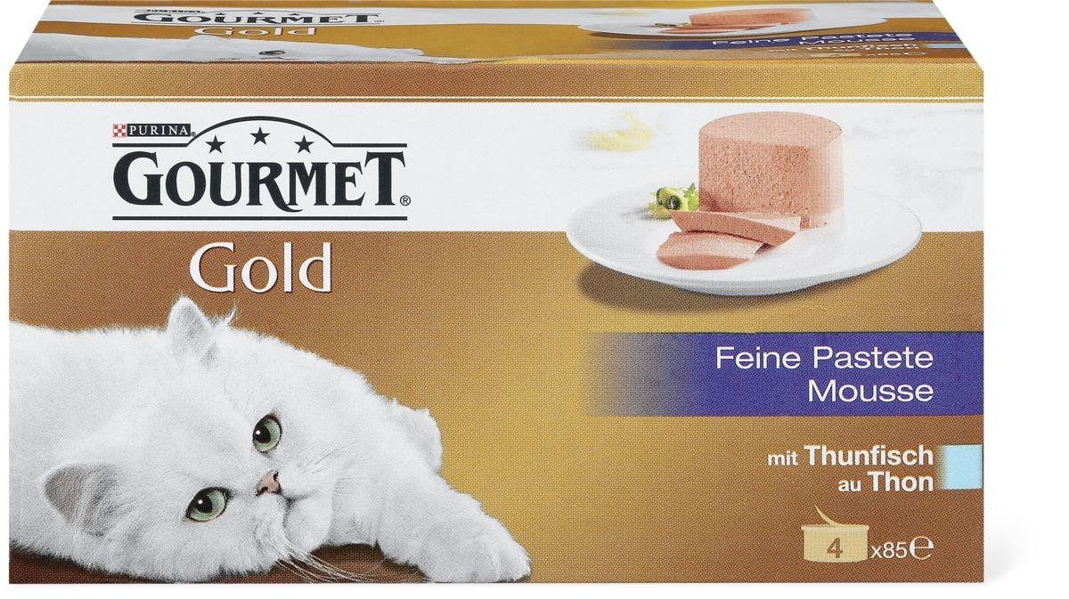 Gold Mousse au thon