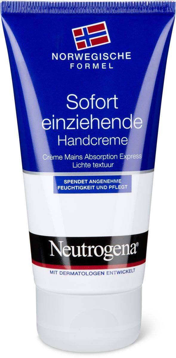 Neutrogena Hand Sofort einziehend