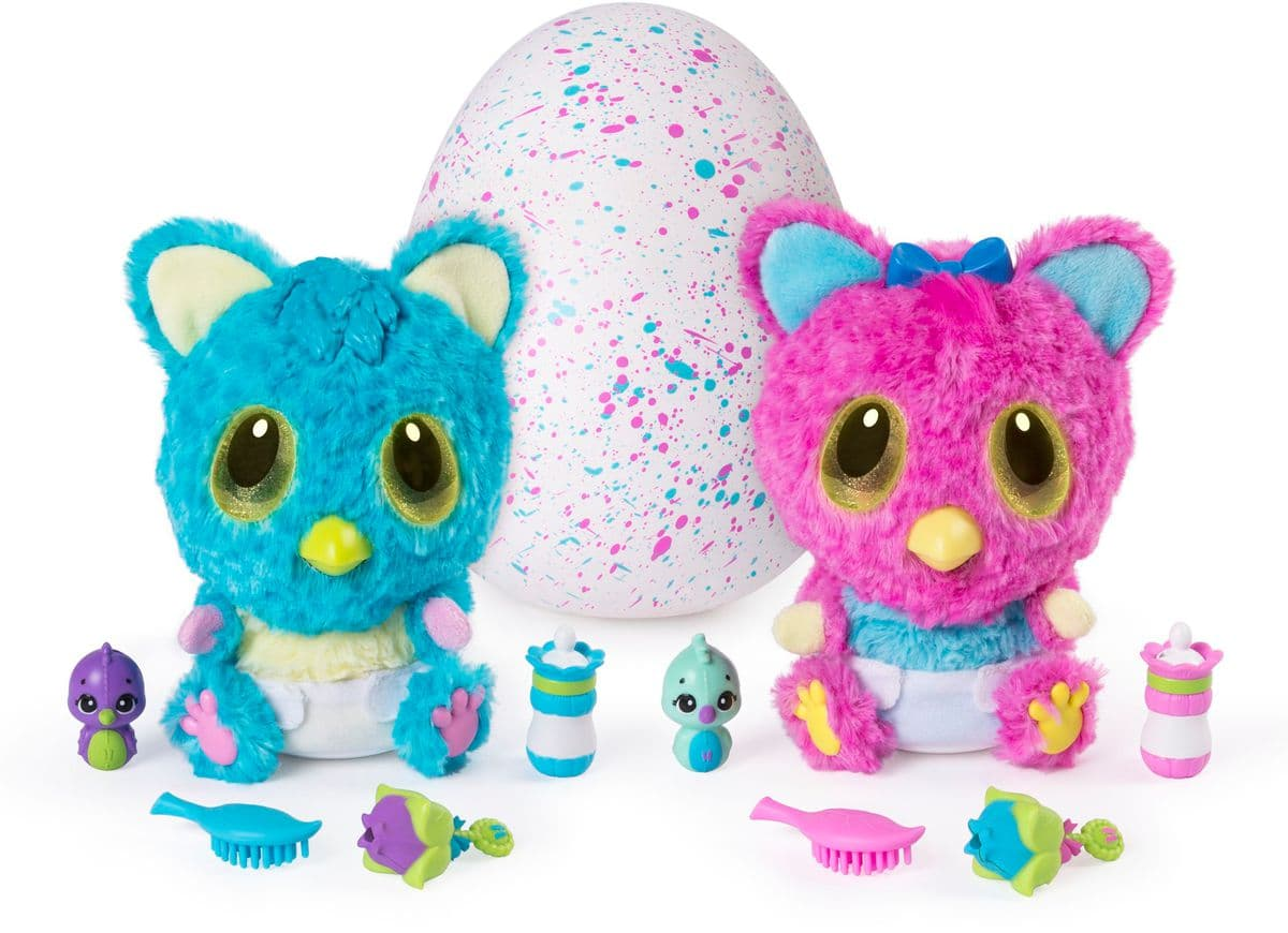 Cheetree Hatchimals HatchiBabies