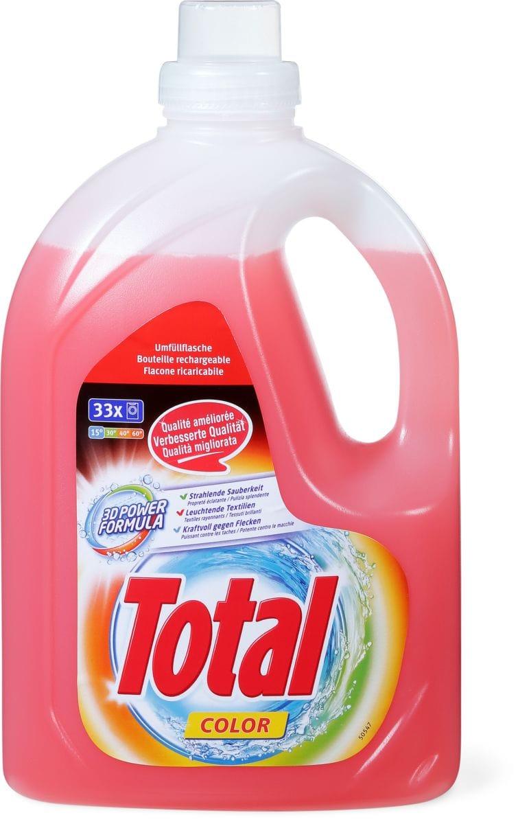 Total Color Bottiglia