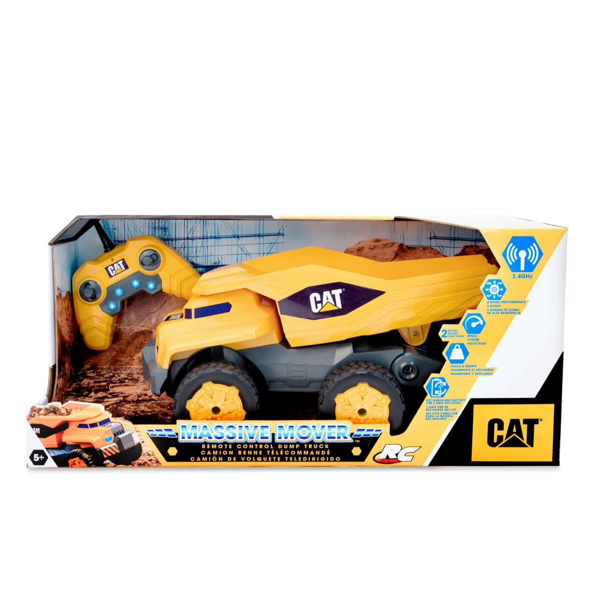 CAT RC Massive Mover Outdoor-Spielzeug