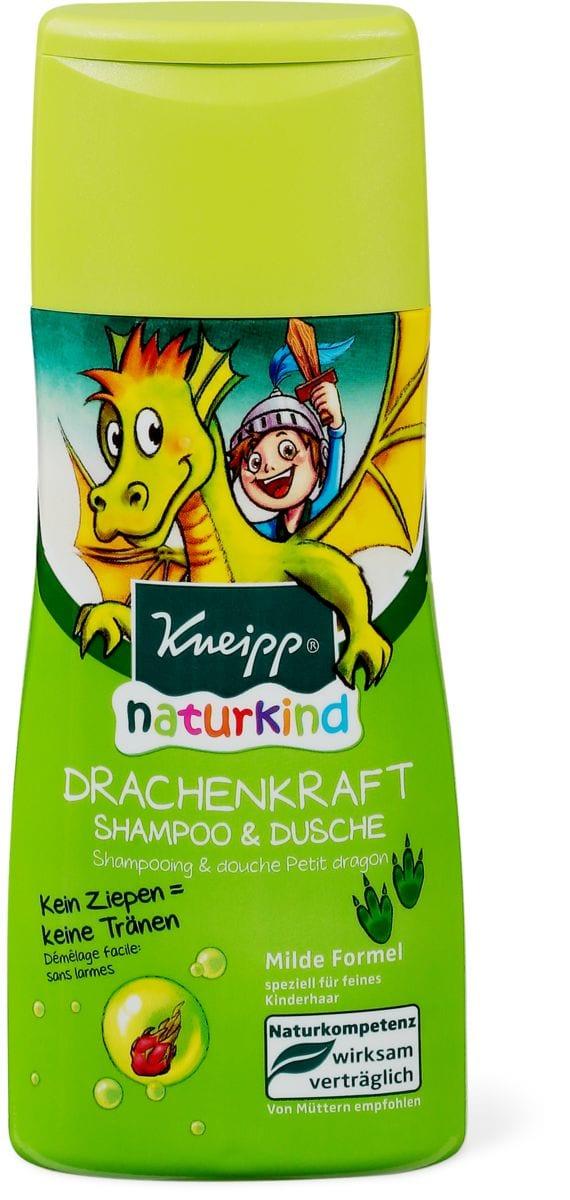 Kneipp Naturkind petit dra. shampoo