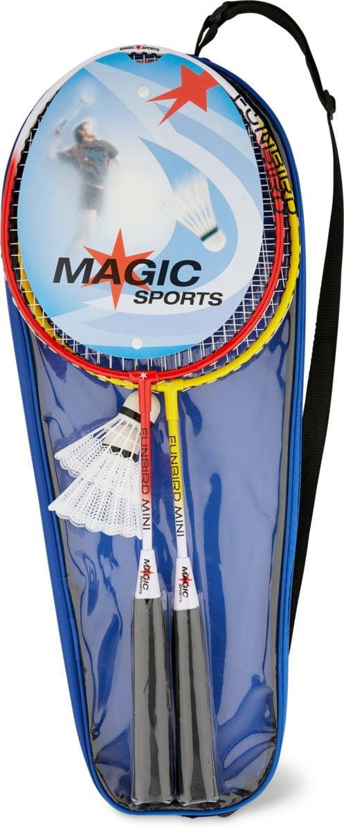 """Magic-Sports Federball Set """"Funbird Mini"""" Sport"""