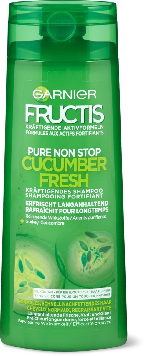 Garnier Fructis Shampooing Pure Non Stop Fresh