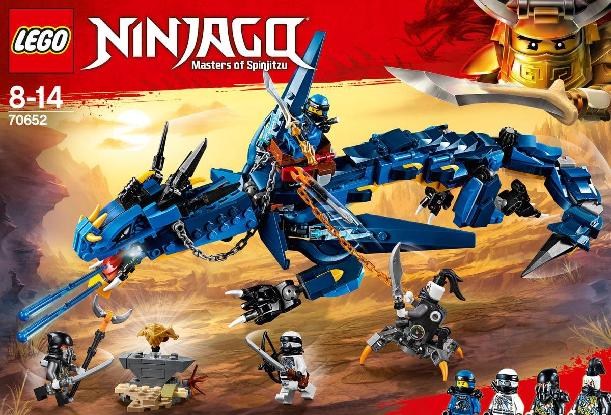 Lego Ninjago Blitzdrache 70652