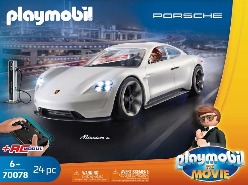 Playmobil 70078 The Movie Porsche E