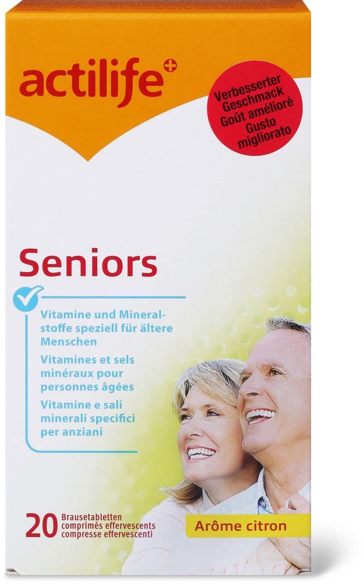 Actilife seniors Arôme citron