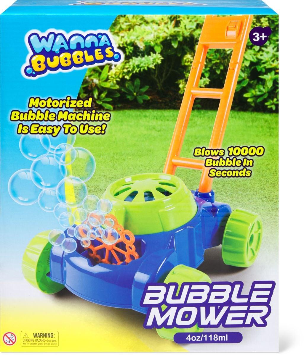 Wanna Bubble Mega Rasenmäher