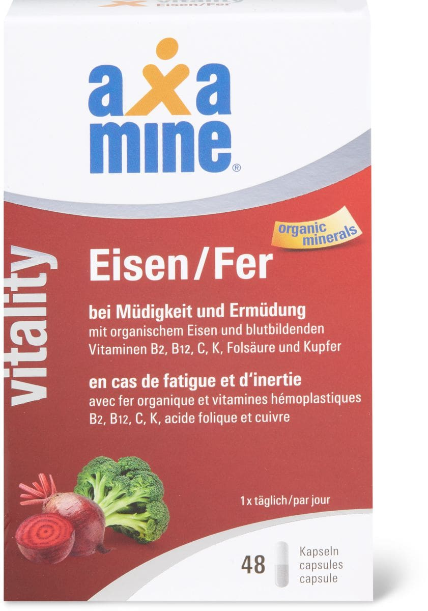 Axamine Eisen