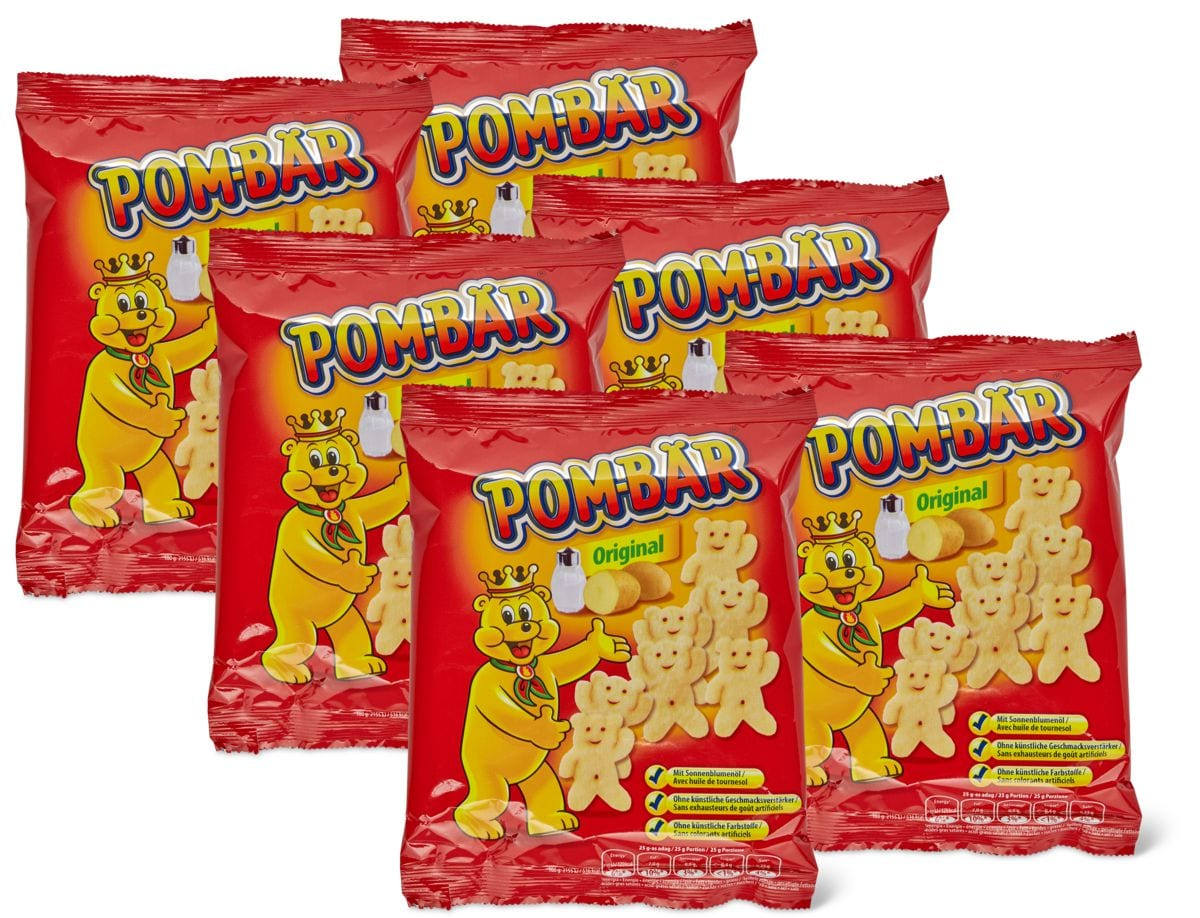 Pom Bär Multipack Nature