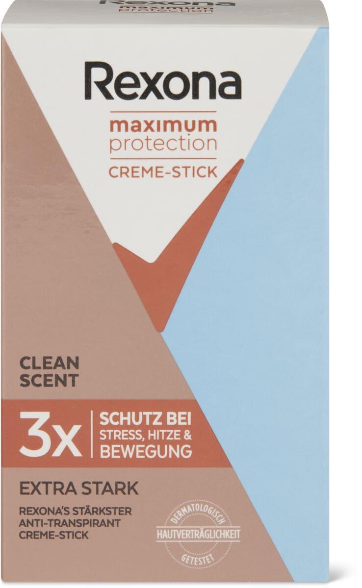 Rexona deo crème maximum protection