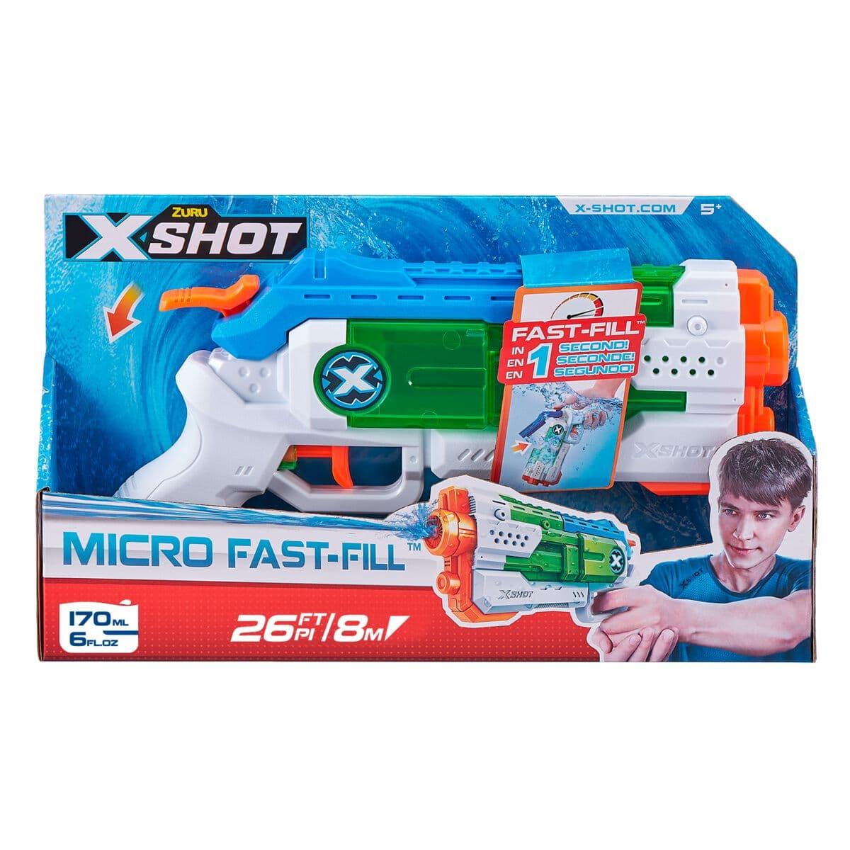 X-Shot Fast Fill Small Blaster