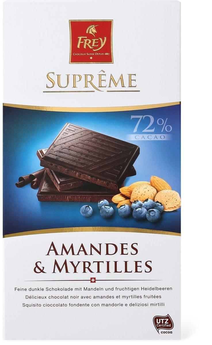 Suprême Amandes-Myrtilles