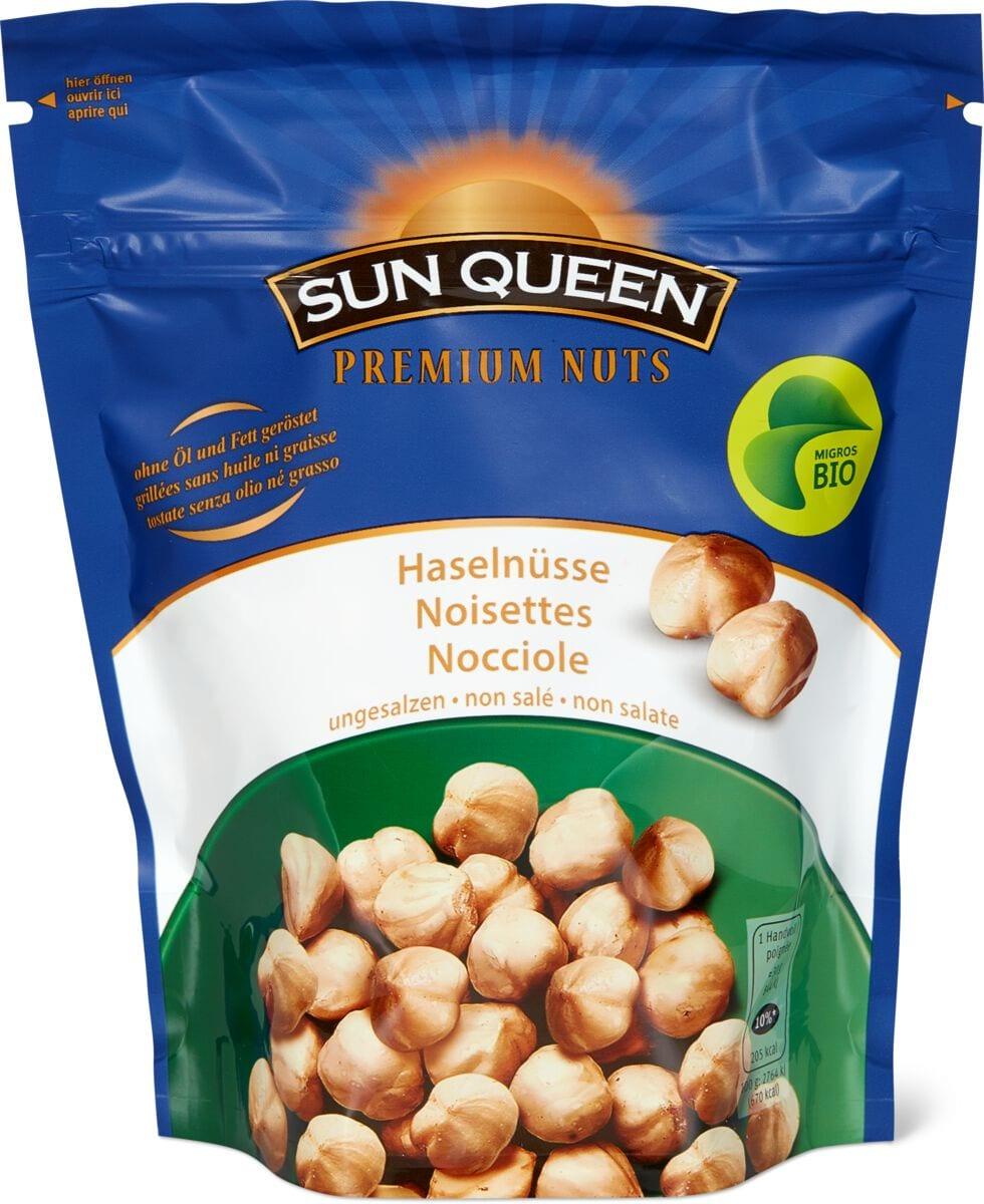 Bio Sun Queen Haselnüsse geröstet