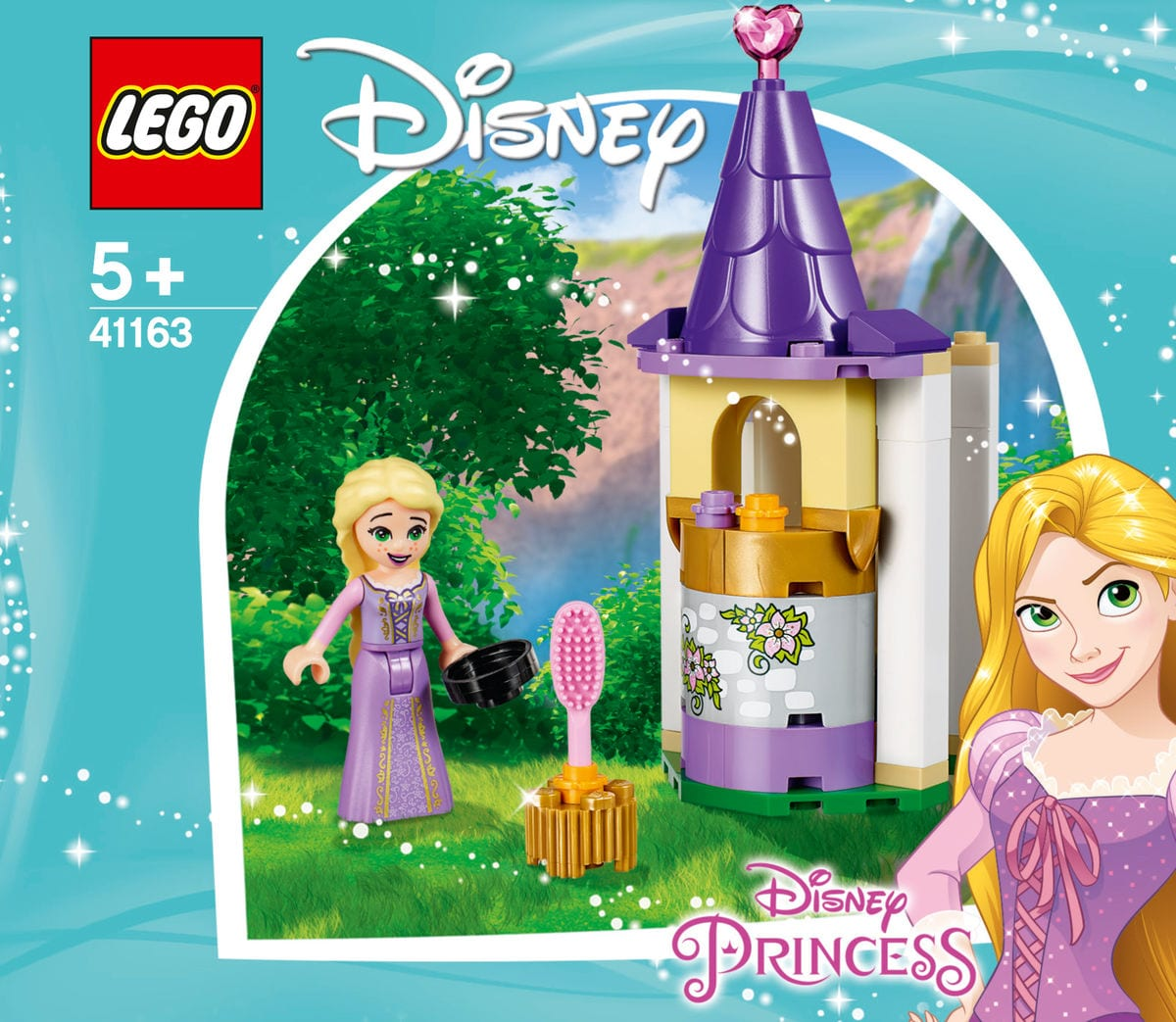 LEGO Disney 41163 La tour de Raipo