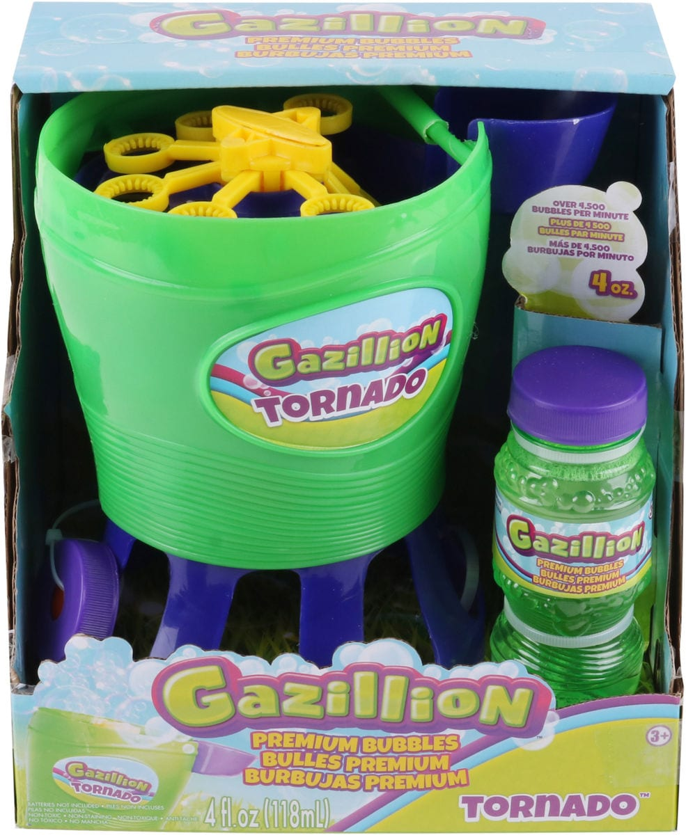 Gazillion Bubble Tornado