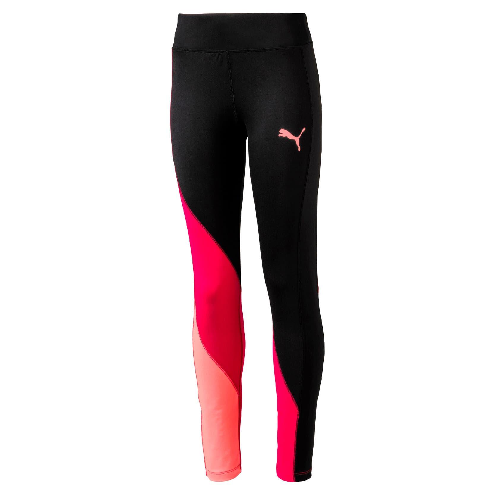 puma softsport leggings leggings pour fille migipedia. Black Bedroom Furniture Sets. Home Design Ideas