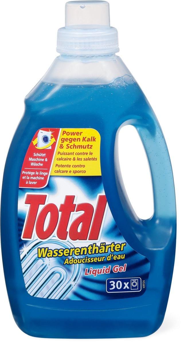 Total adoucisseur d'eau gel