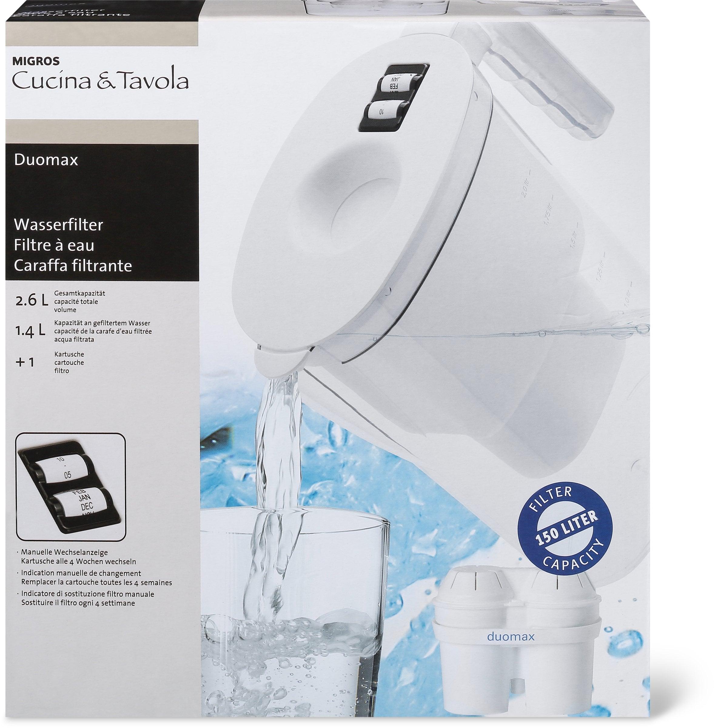 Cucina & Tavola CUCINA & TAVOLA Filtro per l'acqua