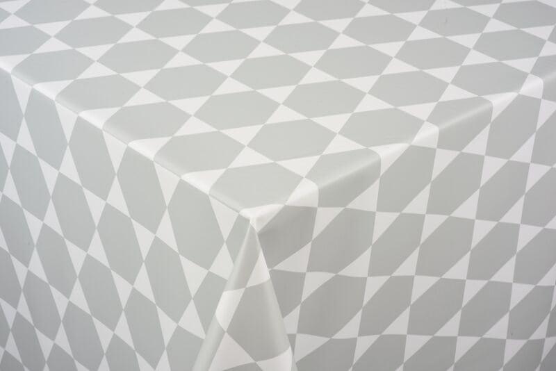 Caline gris 140 x 200 cm Couverture de table
