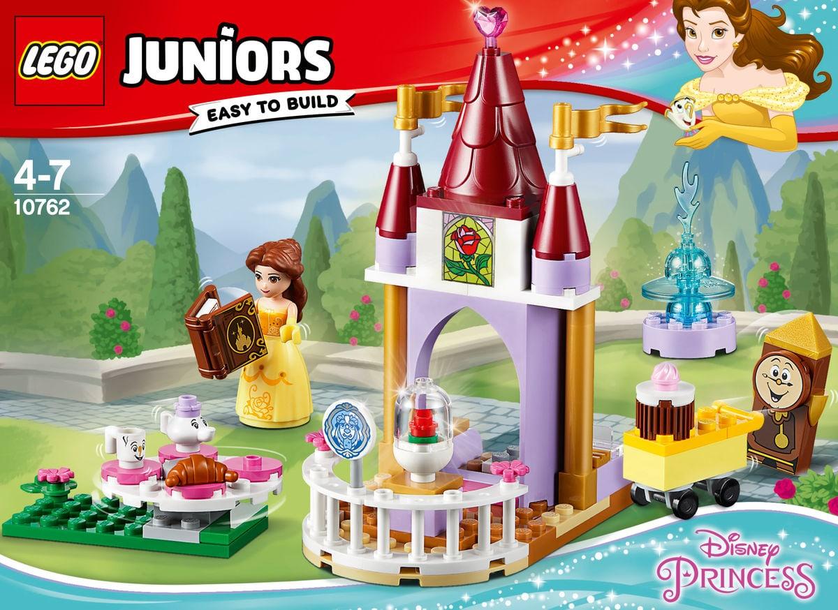 Lego Juniors La fiaba di Belle 10762
