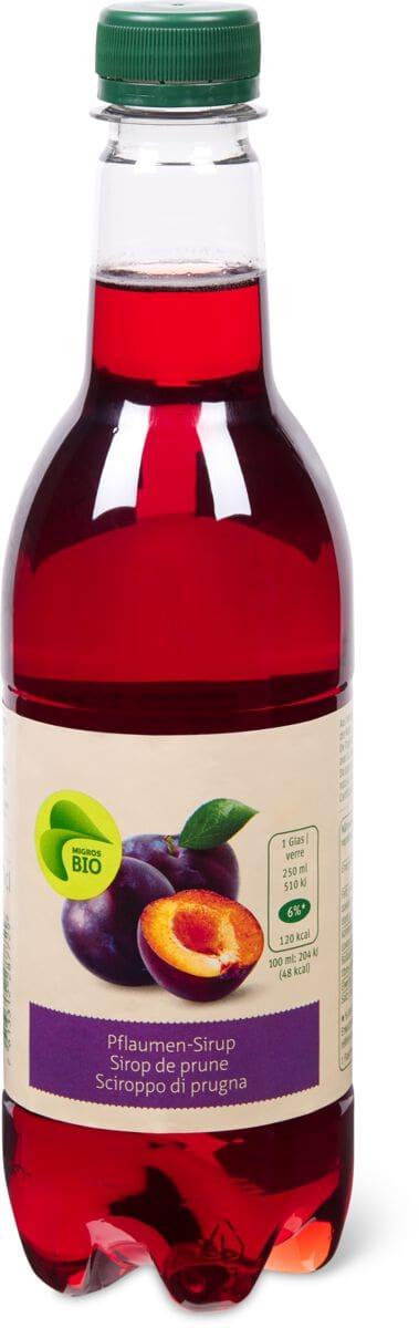 Bio sirop de prune