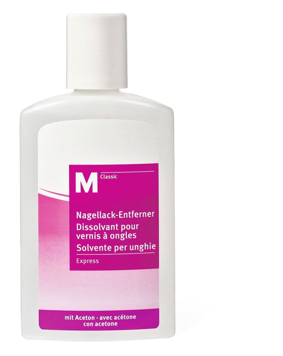 M-Clas express disol.ongles