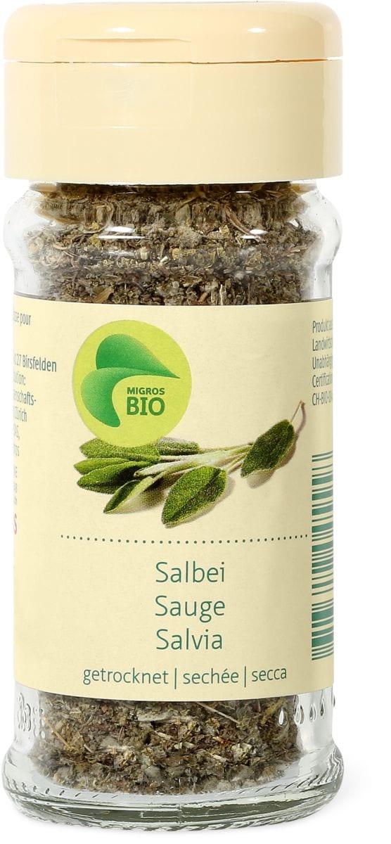 Außergewöhnlich Bio Salbei getrocknet   Migros #VH_54