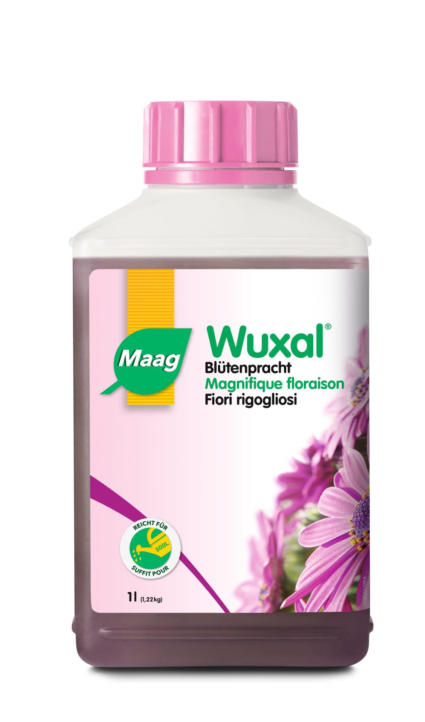 Maag Wuxal Magnifique floraison, 1 l
