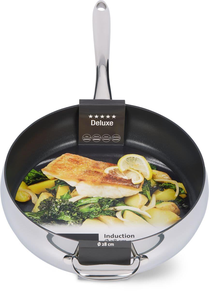 Cucina & Tavola DELUXE Bratpfanne 28cm high