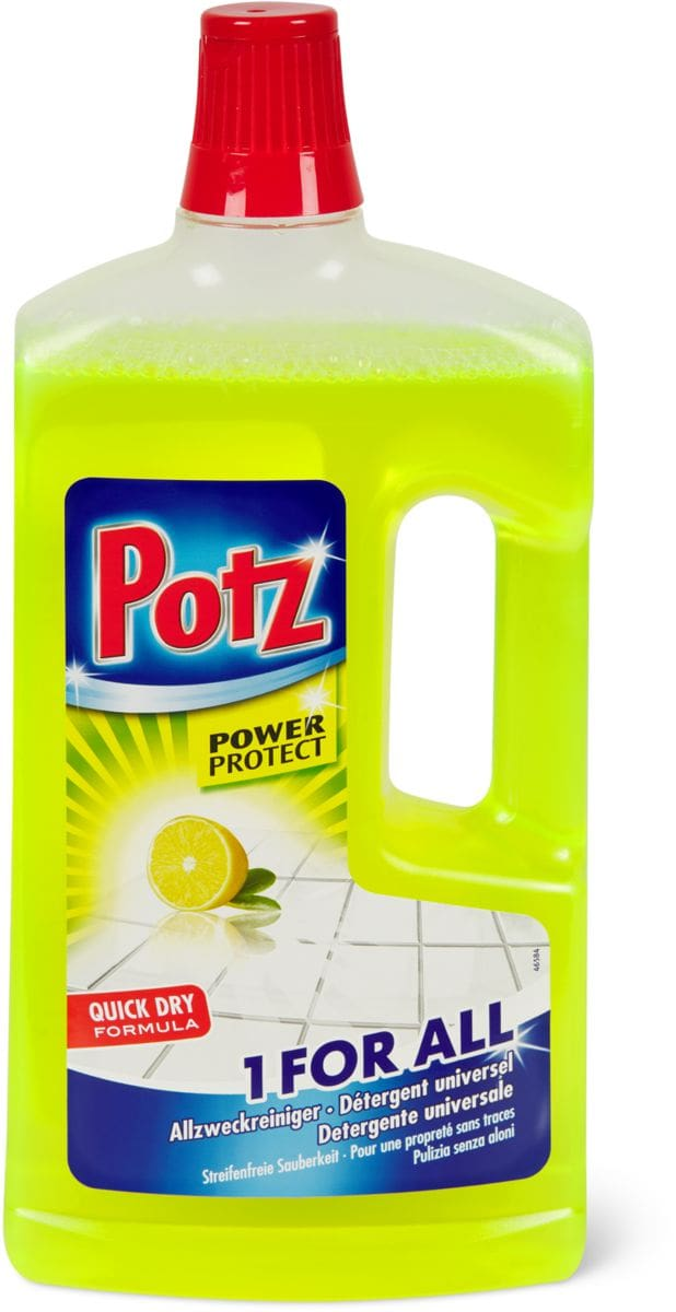 Potz Fresh Power Detergente universal