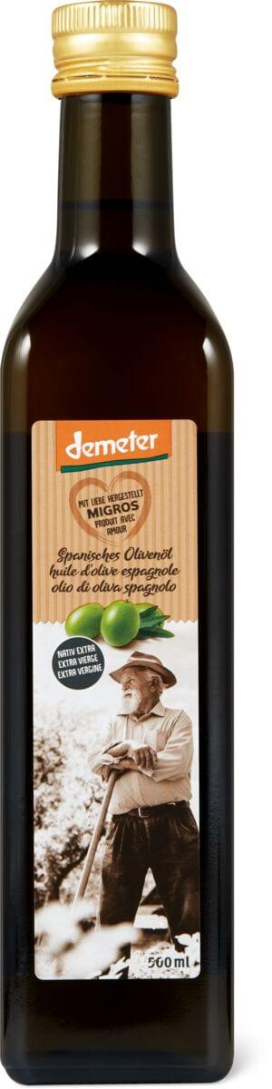 Demeter Spanisches Olivenöl Nativ Extra