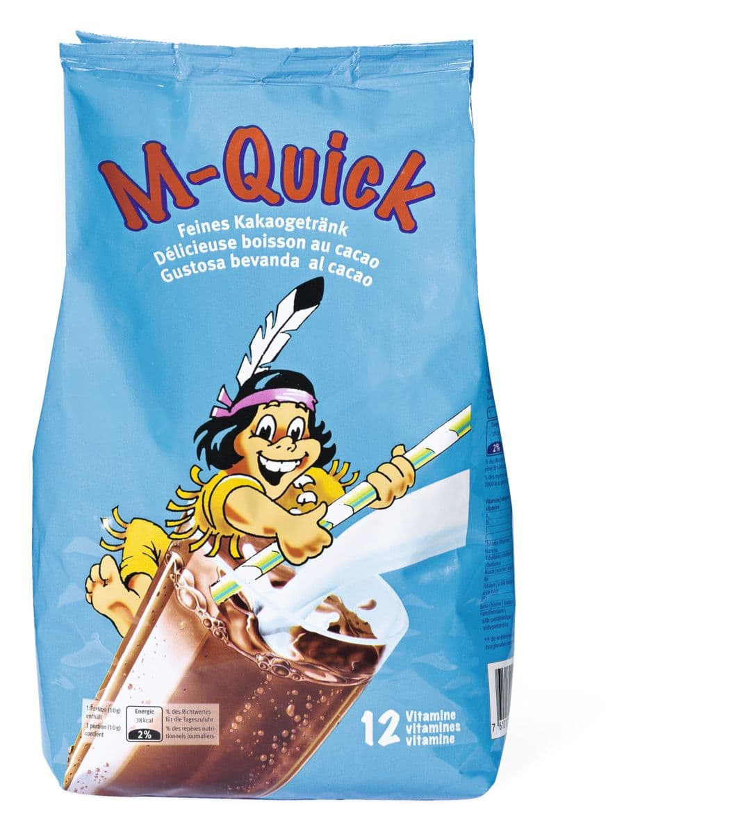 M-Quick Boisson au cacao