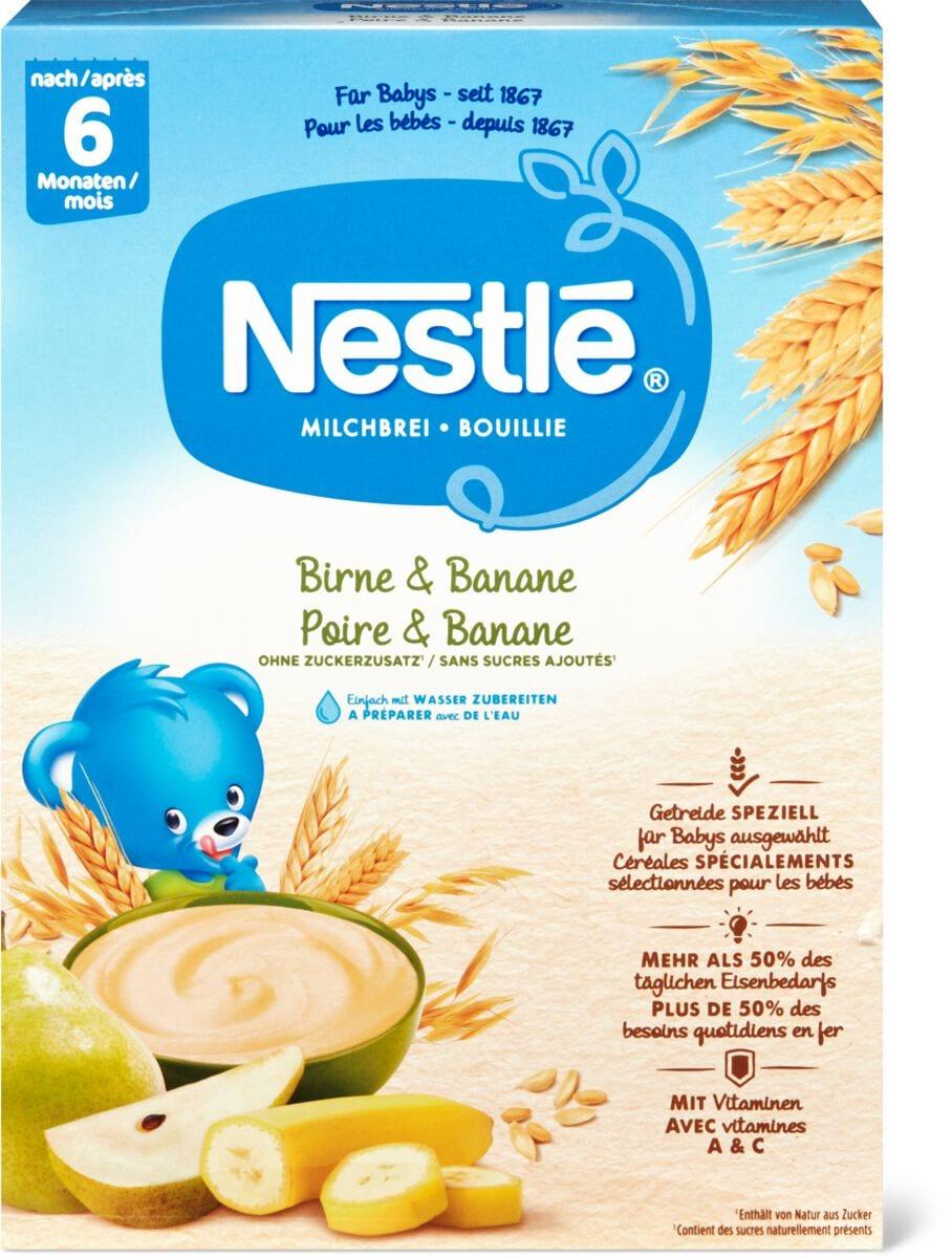 Baby Cereals Pera Banana