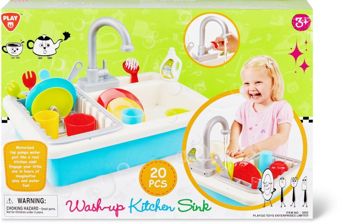 Playgo Küchenspüle Rollenspiel