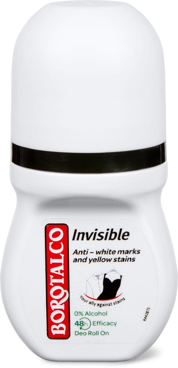 Borotalco Deo Roll-on Invisible