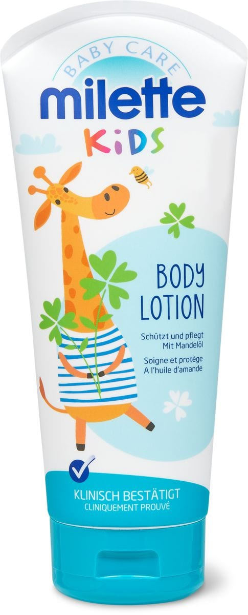 Milette Kids Bodylotion