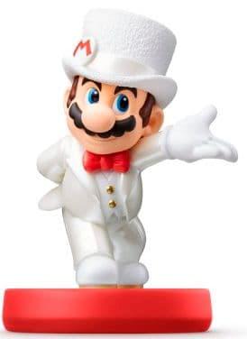 amiibo Super Mario Odyssey Character - Mario Box