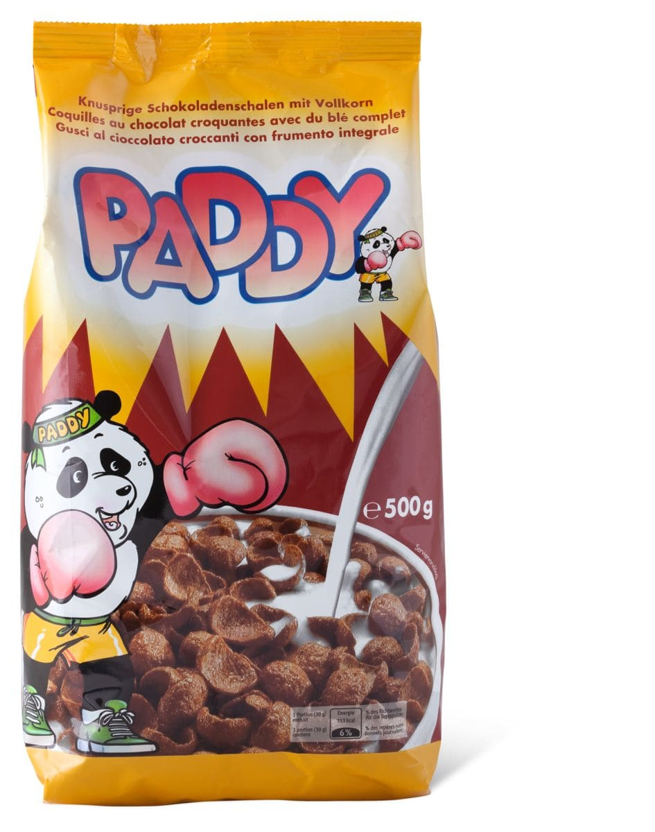 Paddy Pétales de blé complets