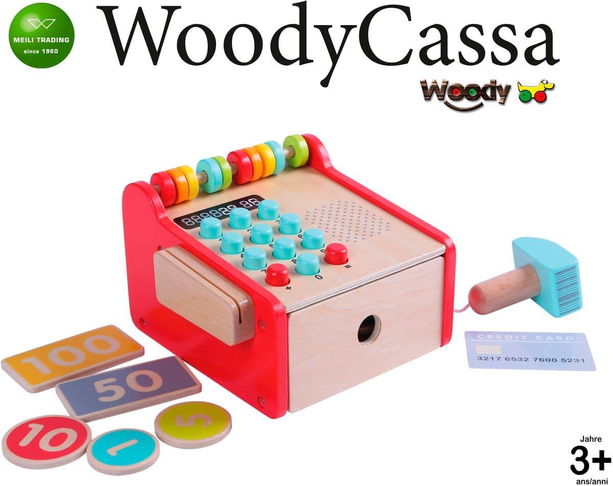 Woody cassa Giochi di ruolo
